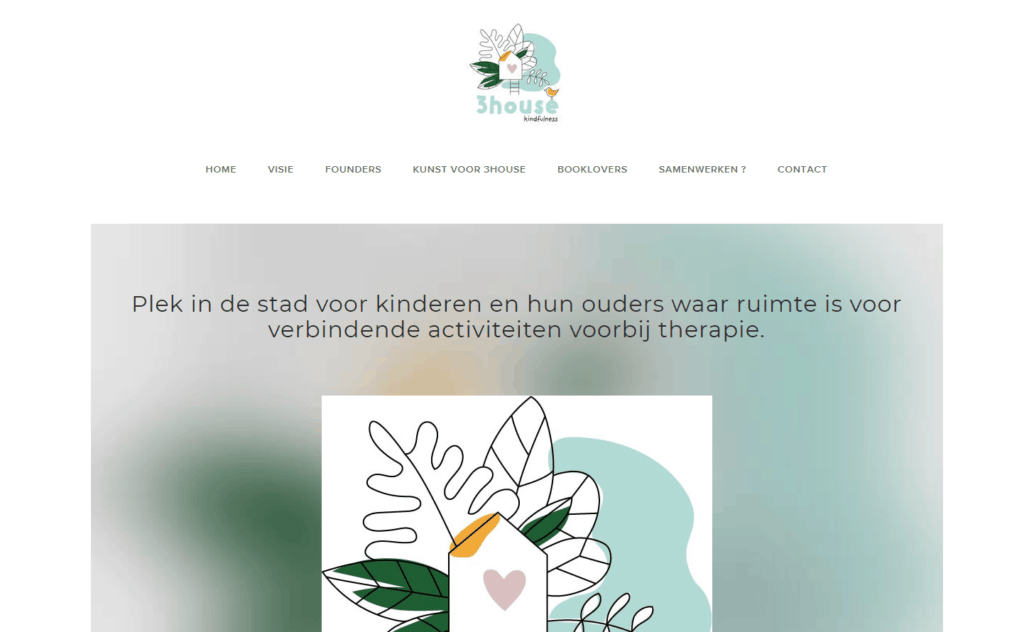 3house website